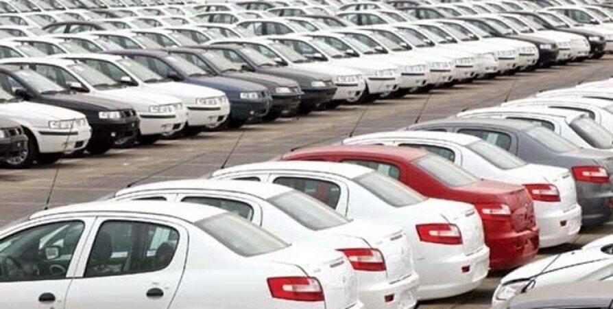 قیمت خودروهای داخلی در بازار / جدول