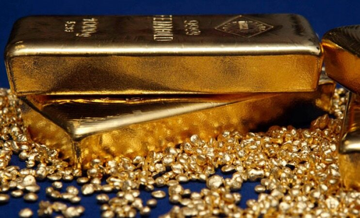 سقوط طلا به کانال ۱۴۰۰ دلاری