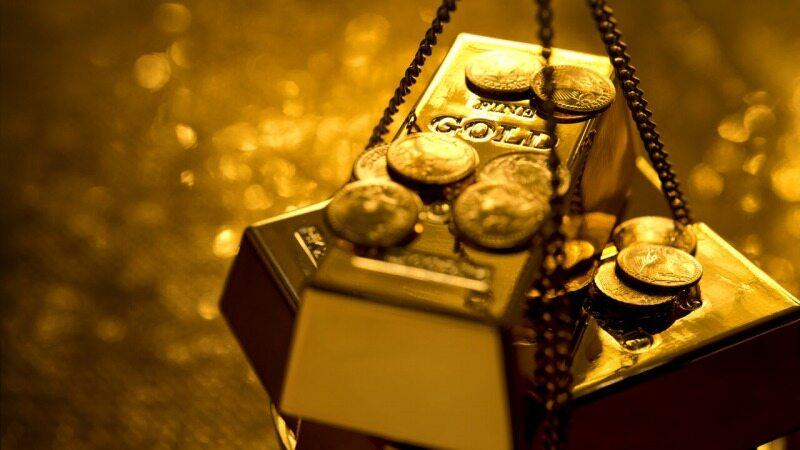 قیمت جهانی طلا به پایینترین میزان در یکماه گذشته رسید
