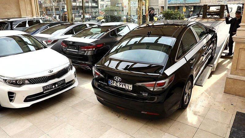 خرید خودروهای خارجی کارکرده چقدر پول می خواهد؟